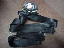 AUDI A4 B6 CONVETIBLE 01-05 MODEL SEAT BELT LEFT HAND FRONT BLACK GENUINE