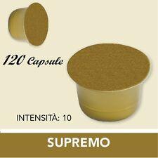120 Capsule Cialde Caffitaly SUPREMO compatibili