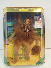 Ken as the Cowardly Lion in The Wizard of Oz