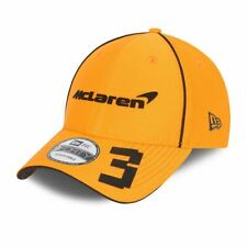 Era Repdrive Hex 9forty Snapback Cap McLaren F1 Orange