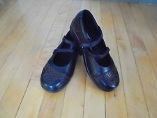 4cc9909cc354 AETREX ladies 5M leather comfort SHOES new mary janes straps Black   brown