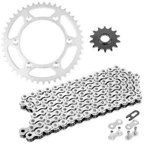 Drive Chain & Sprockets Kit for Husqvarna FE450 2018 / FS450 2016 2017 - 2020