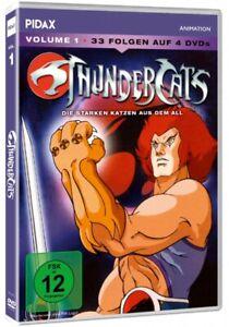 ThunderCats - Die starken Katzen aus dem All - Vol. 1 * DVD Animation * Pidax