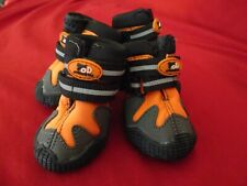 All for Paws All Road Dog Boots Extra Small Orange New without tags