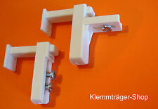 Universal - Klemmträger,Fensterhalterung,Plissee,Klemmbefestigung,Klemmsystem