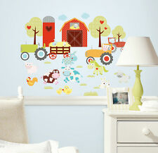 Room Mates - Wandsticker Farmland