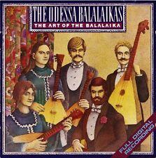 Art of the Balalaika by Odessa Balalaikas (CD, 1982, Nonesuch/BMG)