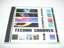 Techno Grooves - The Compilation Mach 1 2 3 RARE Early Hardcore CD 1991 USA