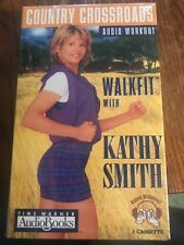 Country Crossroads Audio Workout: Walkfit With Kathy Smith Cassette Tape