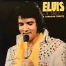 ELVIS PRESLEY - A Canadian Tribute (LP) (Gold Vinyl) (VG-/G++)