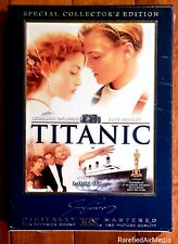 Titanic (DVD, 2005) 3-Disc Set, Collectors Edition/Widescreen *FREE SHIPPING*