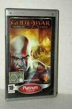 GOD OF WAR CHAINS OF OLYMPUS USATO BUONO SONY PSP ED ITALIANA PLATINUM AO1 48007