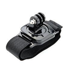 For Gopro e Rotate Arm Mount Hero Accessories 5 4 3+ Sj400 Wrist Strap 360 Degre