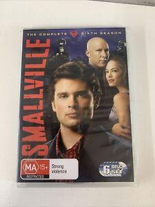SMALLVILLE SEASON 6 [Region 4] - DVD