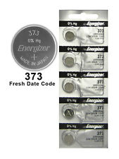 500X Energizer 373 Battery Silver Oxide Watch Button Low-Drain 1.55V SR916SW New