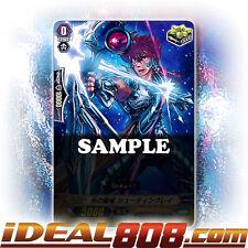 Cardfight Vanguard  x 4 Sanctuary of Light, Shooting Ray - G-BT08/050EN - C Mint