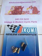 Mikuni Carb Carburetor 32mm 34mm 36mm 38mm 40mm Cable Choke Conversion Kit NEW!