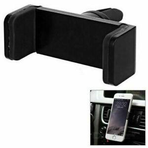 Air Vent Mobile Phone Holder Universal 360 Rotating Mini Car Clip Mount Cradle