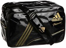NEW Adidas Professional Embroidered Gold logo Duffle Shoulder Bag Japan