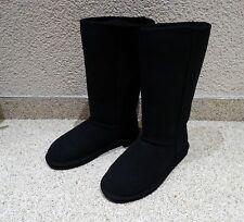 EMU Australia Stinger Hi Damenstiefel echt  Lammfell Gr.40  Stiefel Schuhe