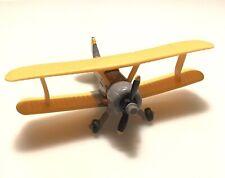 Disney Pixar Planes Leadbottom Diecast Metal 1 55 Scale Biplane Fire Rescue