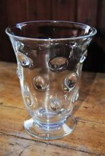 Vase Clear Webb Corbett Crystal & Cut Glass