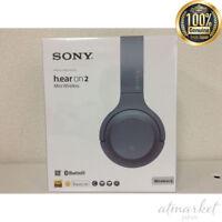 SONY wireless headphones h.ear on 2 Mini Wireless WH-H800 L from JAPAN genuine