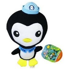 "Octonauts Peso Plush Soft Stuffed Doll Toy 7"" 17 cm tall"