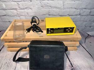 Perfect Vision Birdog Satellite Finder with DDSI Tuner DirecTv Dish Network Unit
