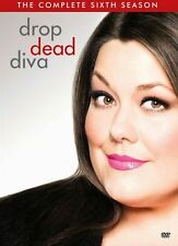 DROP DEAD DIVA: THE SIXTH SEASON 6 -   Region Free DVD - Sealed