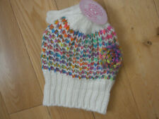 Hat & Mitten Set-Little Olivia-Toddler Girls-2 Pc-Multi Colored-New With Tags!