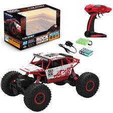 RC Rock Crawler Conqueror rot, 4WD M 1:18 2,4 GHz inkl Akku + Ladegerät  22195