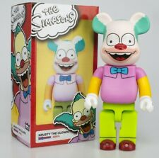 11 Inches Simpons Bearbrick 400% Be@rbrick Cos Clown PVC Action Figure toy