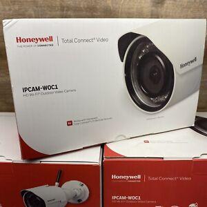 1-qty Honeywell IPCAM-WOC1 HD WIFI Outdoor Camera 1080p Wireless IP Bullet NEW