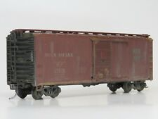 HO Upgraded/Weathered Athearn WESTERN PACIFIC SUGAR 40' Boxcar WP 26839 KD5