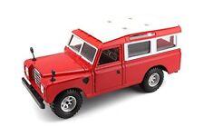 Land Rover Bburago escala 1/24 18-22063