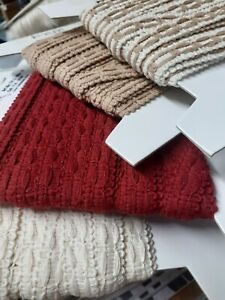 Cotton Furnishing Braid 14mm wide - various colours - 2metre