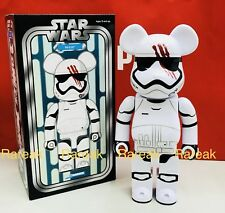 Medicom Bearbrick Star Wars 400% First Order Stormtrooper FN-2187 Be@rbrick 1pc