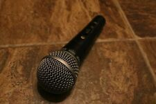 Shure SM58 Cardioid Dynamic Instrument Microphone WITH SWITCH