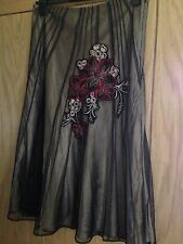 Coast Knee Length Silk Skirts for Women