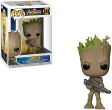 Funko Pop! Marvel Avengers Infinity War Teen Groot Figurine #293