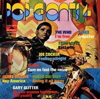 "12"" Sampler Pop Giants 4 (Slade, The Who, James Brown, T. Rex) Polydor"
