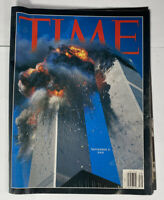 Time Magazine September 11 2001 9/11 Special Photo Issue World Trade Twin Towers