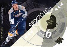 Shea Weber 10/11 SPX Hockey #56
