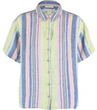 C & C California women's short sleeve shirt - Oversized, 100% Linen