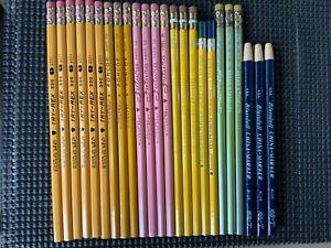 Vintage Richard Best, Baisdell, National pencil Lot. Futura, Ben Franklin, More