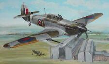 AZ Model 1/72 Hawker Hurricane MK V Fighter Bomber Model Kit 7325 NIB