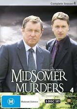 Midsomer Murders Complete Season 4 DVD R4