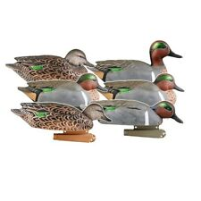 AVERY GREENHEAD GEAR GHG PRO GRADE  GREEN WINGED TEAL DUCK DECOYS  NEW !!!!
