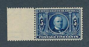 drbobstamps US Scott #326 Mint NH OG Stamp w/Clean PF Cert